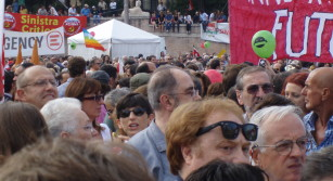 Piazza del Popolo 3 ottobre