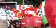 Piazza del Popolo bandiere