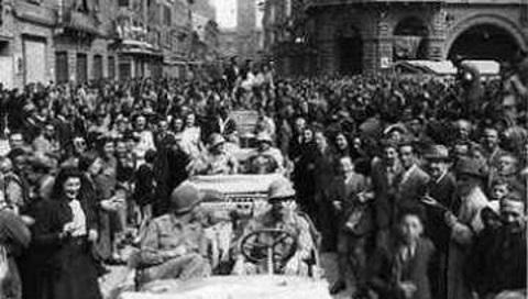 Bologna 21-4-1945