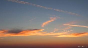 tramonto in settembre