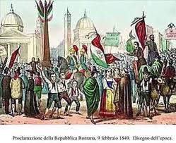 Roma a piazza del Popolo